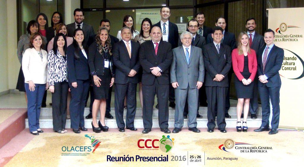 Reunión presencial del Comité de Creación de Capacidades (CCC) de la OLACEFS