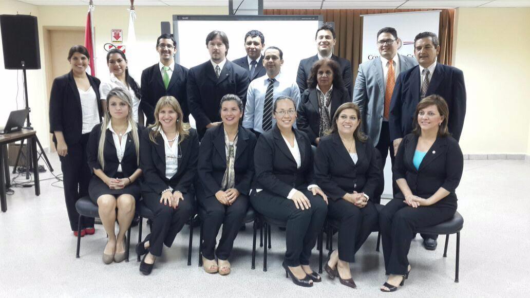 Taller IntoSAINT Paraguay