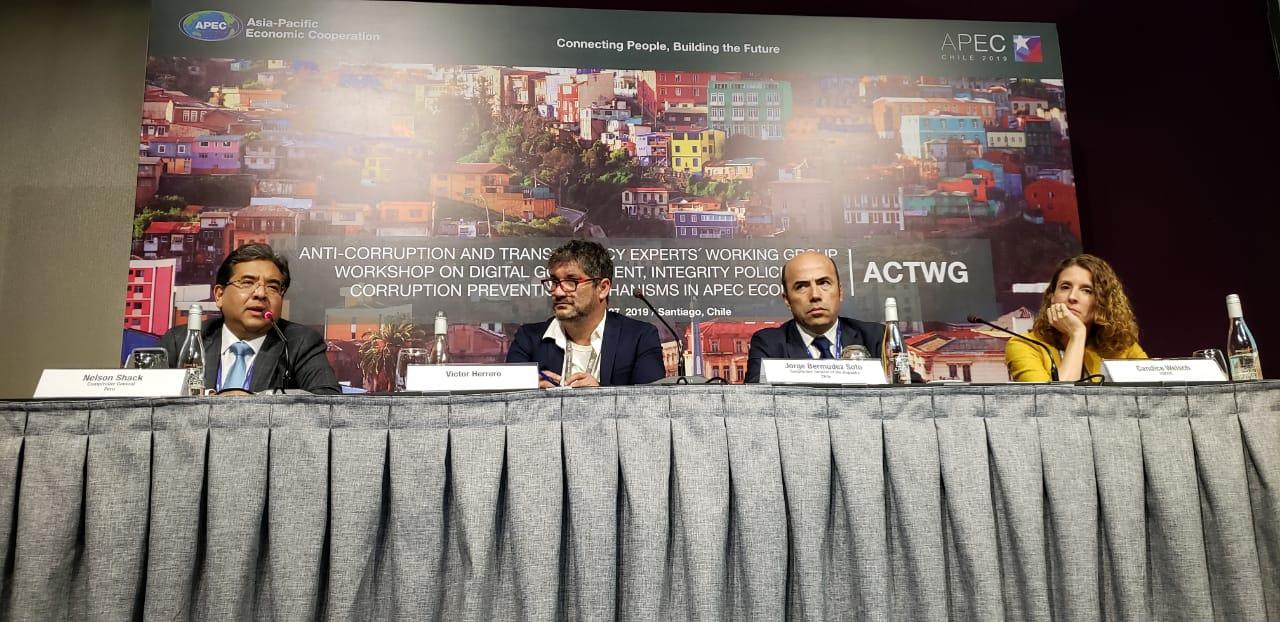 APEC 2019: active participation of Chilean and Peruvian