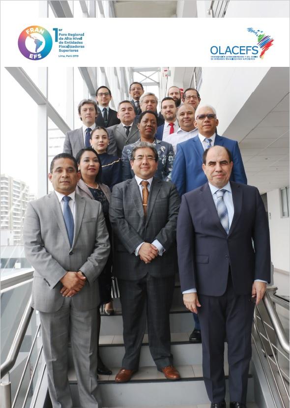 I Foro Regional de Alto Nivel de Entidades Fiscalizadoras Superiores – FRAN