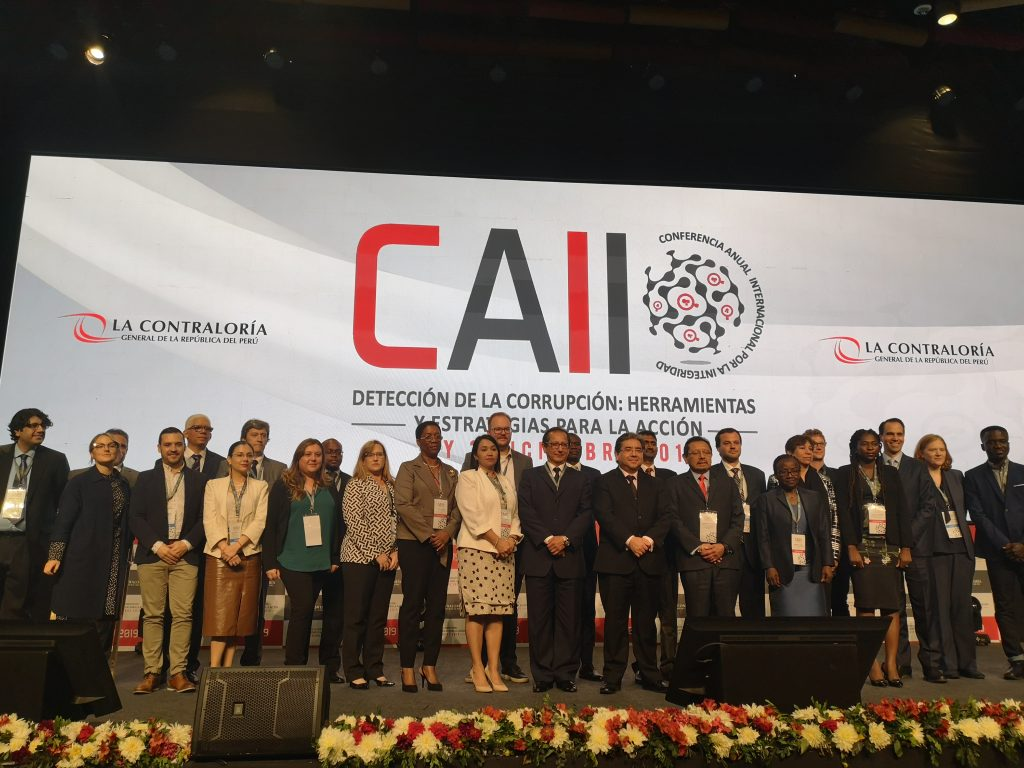 CAII 2019 was held with the participation of OLACEFS