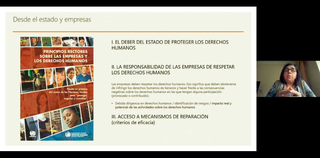 Con éxito se celebró la última sesión del Ciclo #WebinariosCOVID19 que abordó la otra pandemia: la corrupción