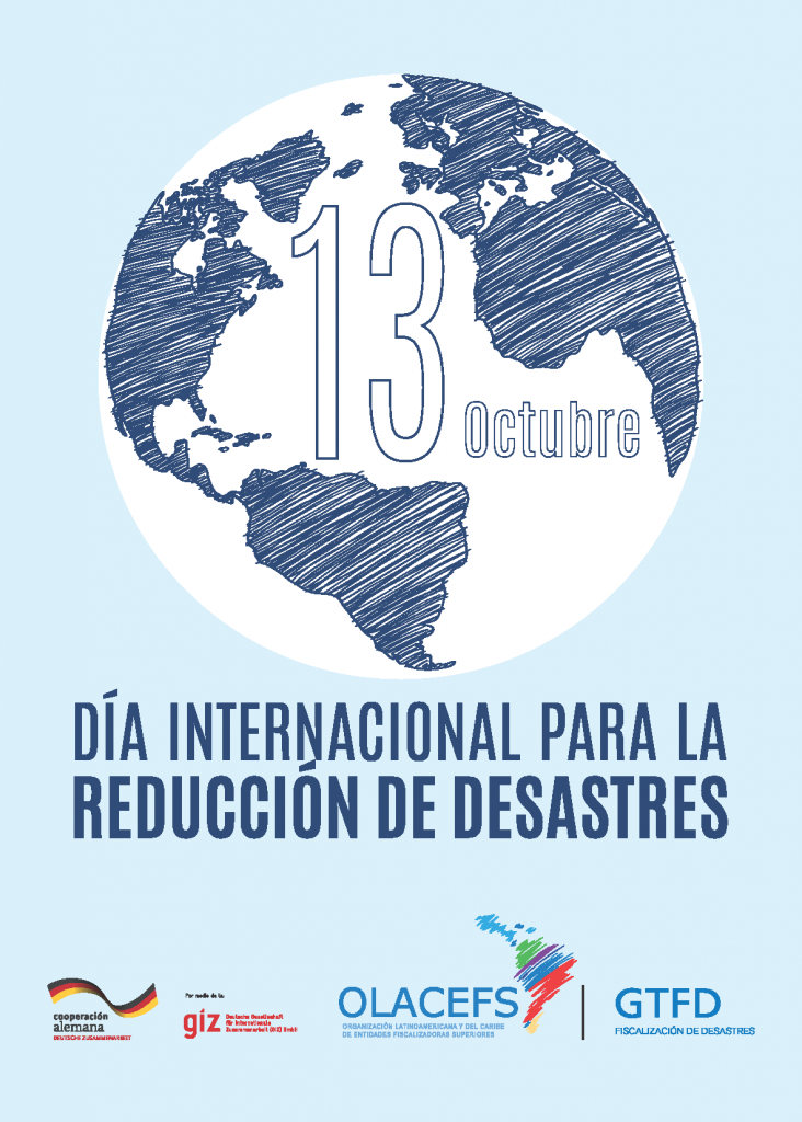 """13 de octubre """"Día Internacional para la Reducción de ..."""