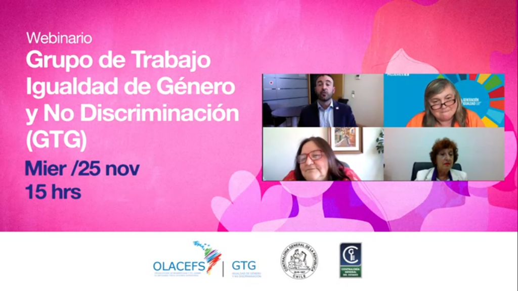 The first GTG webinar was successfully held