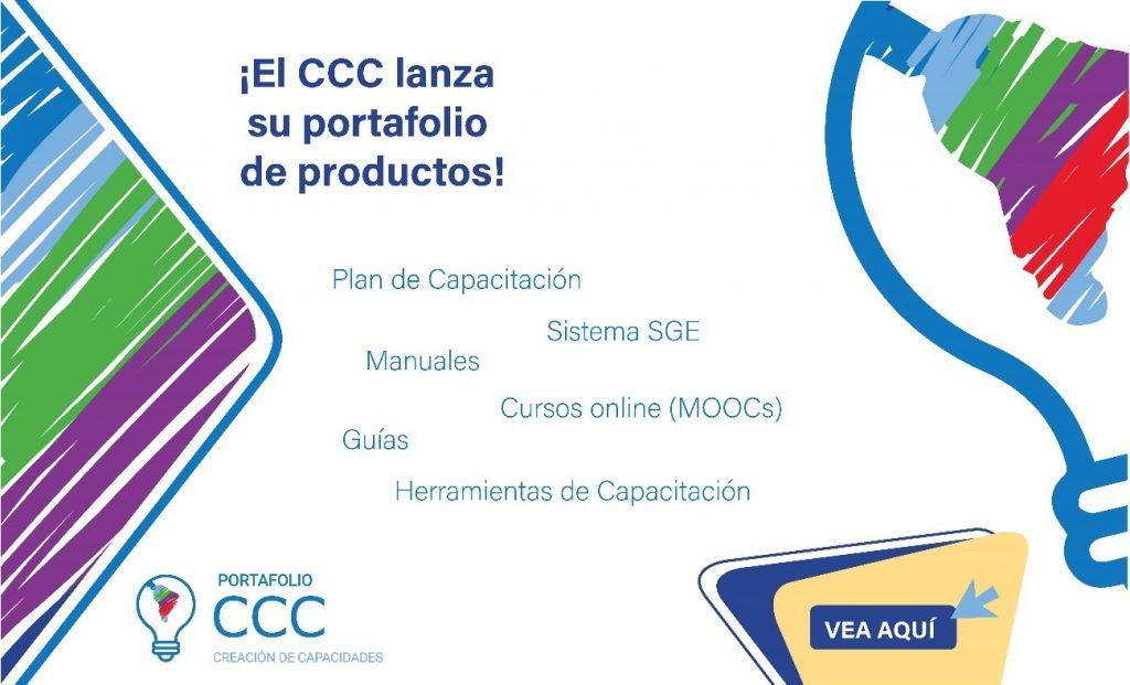 El CCC lanza su portafolio de productos